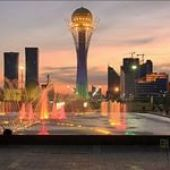Астана: национальный колорит Казахстана