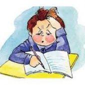 Что делать в случае, если ребёнок не успевает в определенных школьных предметах?