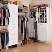 Где найти место для гардеробной?