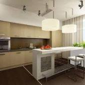Как сделать маленькую кухню просторной
