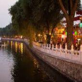 Краски «заднего моря» Пекина