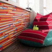 Кресло-мешок, как предмет современного интерьера