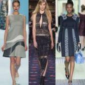 Мода 2016 - трендовые платья