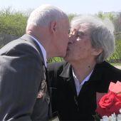 Не стареют душой, справляют свадьбы ветераны