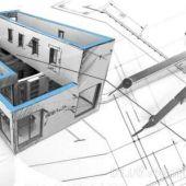 Особенности проектирование коммерческих и жилых зданий