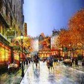 Париж – прекрасный и вечный город света