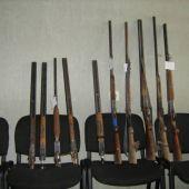 Полиция занялась поисками и ликвидацией незаконного оружия в Актюбинской области