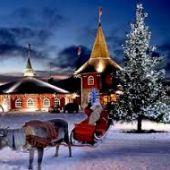 Путешествие в Финляндию на Рождество