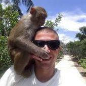 Секрет «фотографии с обезьянкой»