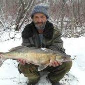 Зимняя рыбалка как вид активного отдыха