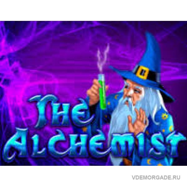 the alchemist игровой автомат