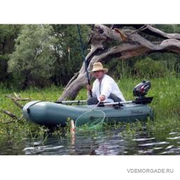 густера с лодки