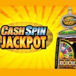 «Cash Spin» – легендарный слот в духе «Поле чудес»