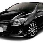 Toyota Corolla Fielder комплектации S