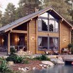Дома из дерева для комфортного жилья