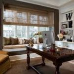 Домашний кабинет: дизайн и обстановка