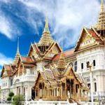 Достопримечательности мира: Королевский дворец в Таиланде