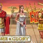 Герои ищут победы в казино Вулкан с автоматом Rome and Glory