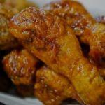 Хрустящая жареная курица с китайским уклоном