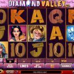 Игровой автомат Diamond Valley появился в Rox Casino