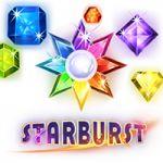 Игровой автомат «Starburst» - мерцающий мир камней и азарта в казино Вулкан