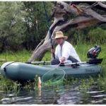Ловля рыбы с лодки: советы и видео подсказки