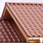 Металлочерепица - современный строительный материал
