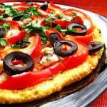 Пицца, как диетическое и полезное блюдо