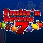 По следам аппетитных фруктов – «Fruits'n'sevens» от клуба Вулкан