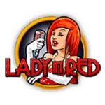 Появление игрового автомата Lady in Red в казино Вулкан