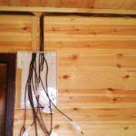 Протяжка электропроводки в новом доме - советует «Идеальный дом»