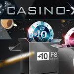 Современные игровые автоматы Casino X