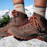 Треккинговая обувь: четыре основных вида