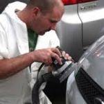 Устранение сколов и царапин с кузова автомобиля