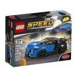 В серии Lego Technic появился новый рекордсмен — Bugatti Chiron
