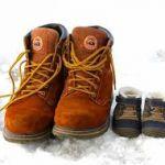 Выбираем зимнюю обувь правильно