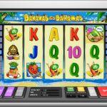Захватывающий автомат Bananas go Bahamas - идеальный вариант для досуга