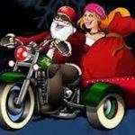 Зимняя сказка в казино Адмирал со слотом «Santa's Wild Ride»